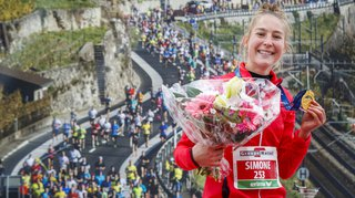 Marathon de Lausanne: la Vaudoise Simone Troxler 2e
