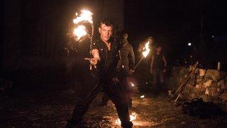 La nuit des musées met en scène le feu à Botyre