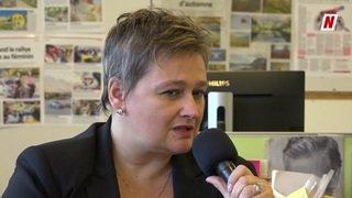 Constituante: pour Marylène Volpi Fournier et pour les Verts, «les thématiques environnementales seront nécessaires dans notre Constitution»
