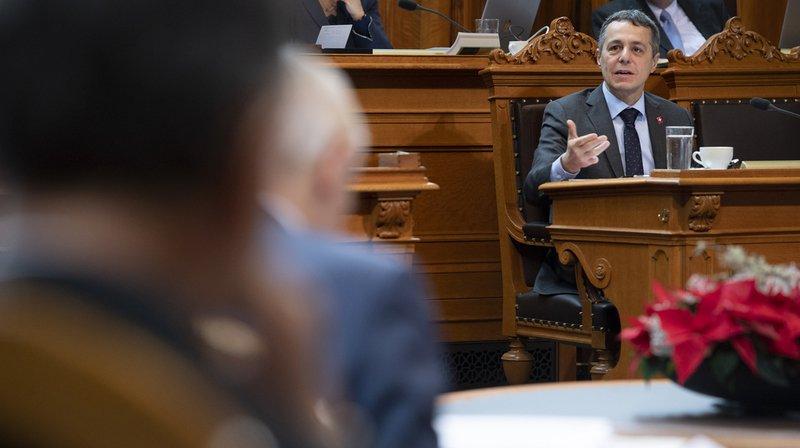 """Suisse-UE: le Conseil des Etats accepte très largement le versement d'un nouveau """"milliard de cohésion"""""""