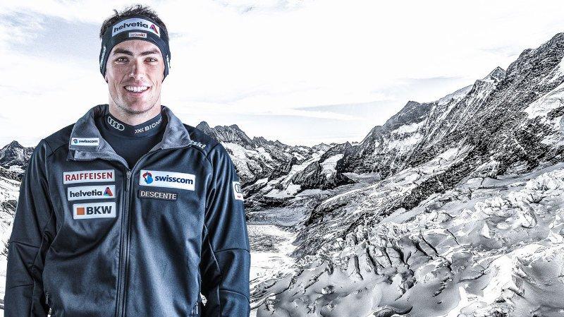 Daniel Yule portera la voix des athlètes auprès de la FIS dès le mois de juin.