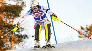 Ski alpin - Coupe du monde: Holdener 5e après la 1ère manche du slalom de Levi