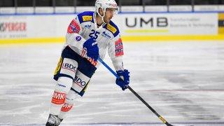 Hockey: Thibaut Monnet revient jouer en Valais pour la première fois depuis dix-huit ans
