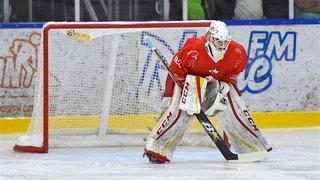 Hockey: Valais-Chablais a confié sa cage à un jeune gardien français
