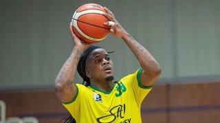 Basketball: le BBC Monthey prolonge les contrats d'Arizona Reid et de Kevin Monteiro jusqu'au terme de la saison