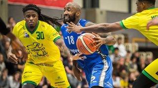 Basket: le BBC Monthey-Chablais s'incline face à Fribourg Olympic (76-87)