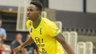 Basket: Boris Mbala s'apprête à affronter «son» Fribourg Olympic