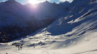 Sports d'hiver: Grimentz-Zinal et Vercorin lancent leur saison