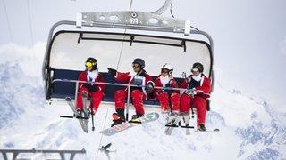 "Magazine ""Votre hiver"": Quand skier ne coûte plus si cher"