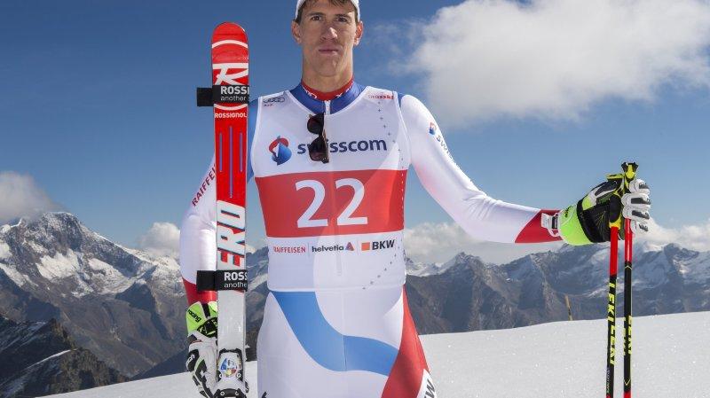 Ramon Zenhäusern est le sportif valaisan de l'année