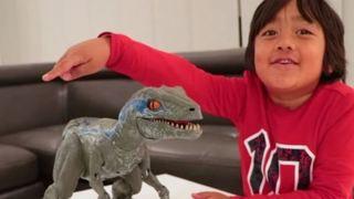 Etats-Unis: le youtubeur le mieux payé du monde est un enfant de 7 ans