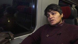 Le cauchemar des handicapés pendulaires dans les gares: les rampes trop raides