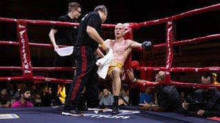 Boxe: première défaite pour Benoît Huber