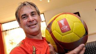 Football: Laurent Roussey rêvait de décrocher la treizième Coupe de Suisse du FC Sion