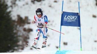 Après sa folle saison passée, le skieur Théo Gmür retrouve enfin les pistes de ski