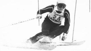 Il y a 40 ans, le skieur Martial Donnet devenait le premier slalomeur valaisan à s'imposer en Coupe du monde