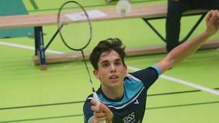 Badminton: Alexandre Briguet troisième des championnats de Suisse U17