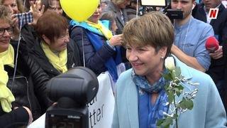 Élection au Conseil fédéral: au coeur d'une journée historique pour le Valais, unique pour Viola Amherd