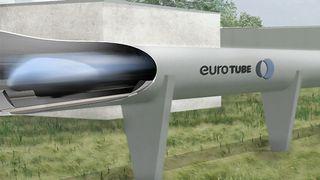 Les CFF vont construire le site d'essai d'Eurotube, qui veut nous faire voyager dans des capsules à 900 km/h