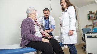 Bilan largement positif pour la Maison de la santé de Sembrancher