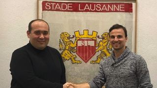 Le milieu de terrain valaisan Michael Perrier quitte le FC Aarau pour le FC Stade Lausanne Ouchy