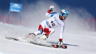 Ski handicap: Théo Gmür fête un premier succès, cette saison, lors du géant de Saint-Moritz