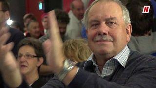 Élection au Conseil fédéral: explosion de joie au stamm du parti de Viola Amherd