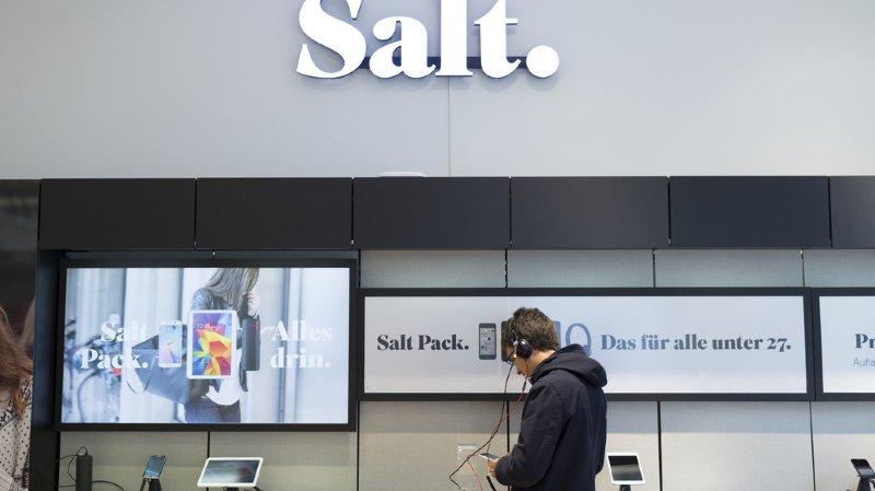 Téléphonie: après UPC, c'est au tour de Coop Mobile de quitter l'opérateur Salt pour Swisscom