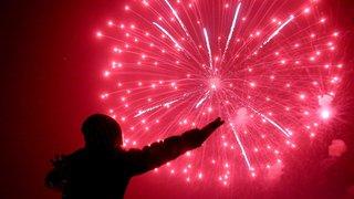 Nouvel An: retour, en images, sur les célébrations à travers le monde