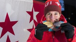 Médaillés olympiques, champions du monde ou vainqueurs en Coupe du monde, ils ont marqué l'année sportive en Valais