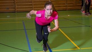 Athlétisme: à son âge, Soraya Becerra est la fille la plus rapide en Suisse chez les U16