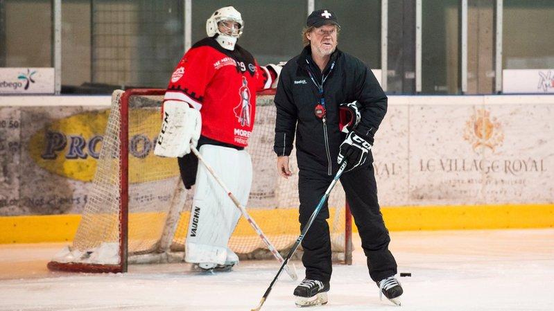 Hockey: le HCV Sion devra assurer son maintien dans le tour contre la relégation