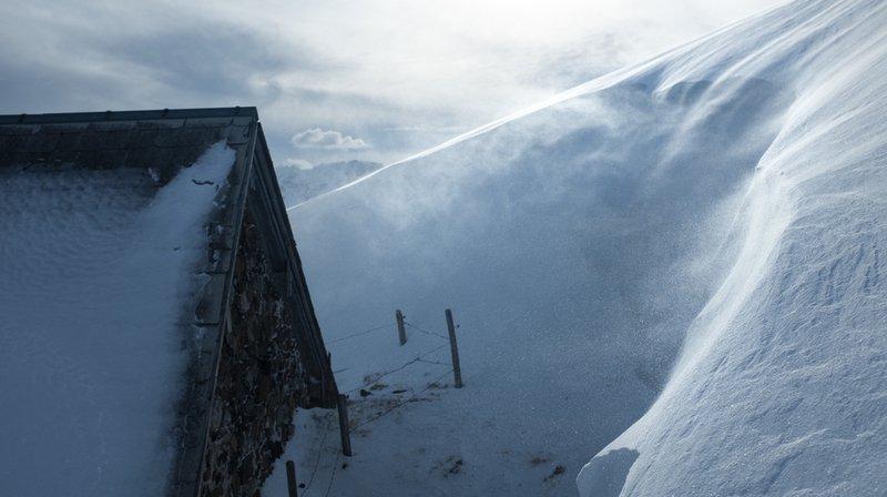 En altitude, comme sur le Jura et les Préalpes, les vents seront encore plus vigoureux ce dimanche.