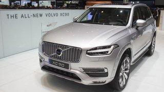 Auto: Volvo rappelle 219'000 véhicules, dont 2480 en Suisse, pour contrôler les conduits de carburant