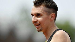 Athlétisme: le Genevois Julien Wanders pulvérise le record d'Europe du semi-marathon de Mo Farah