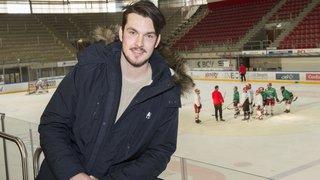 Hockey sur glace: le gardien valaisan de Lausanne Matteo Ritz s'en va à la Chaux-de-Fonds