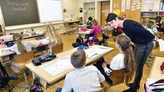 Sion: les classes bilingues ont (trop) la cote