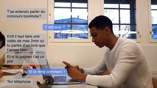 Chablais: deux minutes à l'écran pour séduire et convaincre de lire