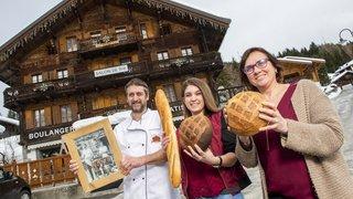 Morgins: la boulangerie le Beau-Réveil est centenaire
