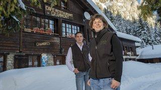 Taney: le Refuge du Grammont retenu pour la campagne de l'Aide suisse aux montagnards
