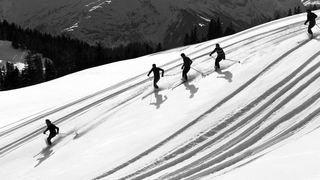 Les sports d'hiver dans les Alpes entre1960 et1970 à l'affiche à Martigny