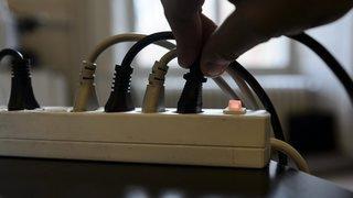 Les hommes consomment plus d'électricité que les femmes