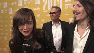 Lucerne: le monde musical s'est réuni aux Swiss Music Awards
