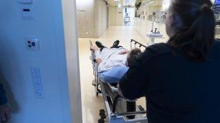 Santé: selon un sondage d'Unia, la moitié du personnel soignant veut quitter son travail