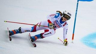 Ski alpin – Mondiaux d'Are: une seule Suissesse dans le top dix du géant, remporté par Petra Vlhova