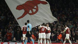 Football - Europa League: Lichtsteiner, Xhaka et Arsenal passent