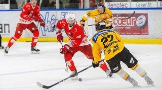 Hockey: les buts, c'est la meilleure façon pour le HCV Martigny de se mettre à l'abri