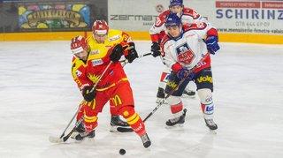 Hockey: Sierre cultive un certain paradoxe en play-off