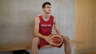Arnaud Cotture: le gagneur impulsif que le basket a fait mûrir