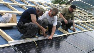 Autovoltaïc Valais, un projet de coopérative pour démocratiser les panneaux solaires